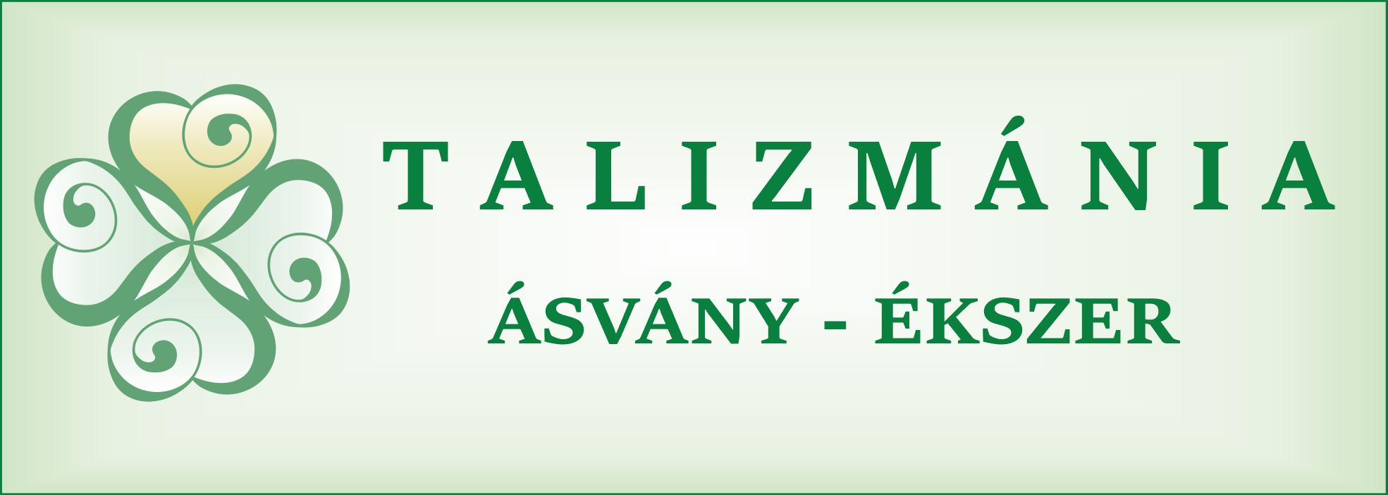 TALIZMÁNIA ÁSVÁNY-ÉKSZER